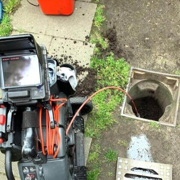 Kanalinspektion mit Ortung